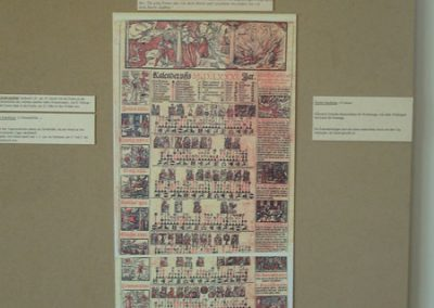 Bauernkalender 1581